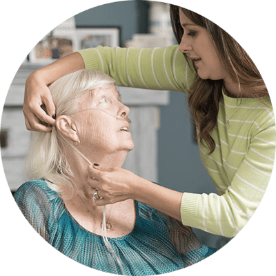 support for caregivers