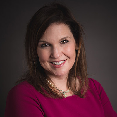 Executive Melissa Short, Vice President of Human Resources