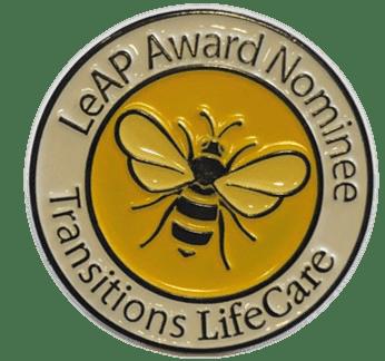 LeAP Award Pin