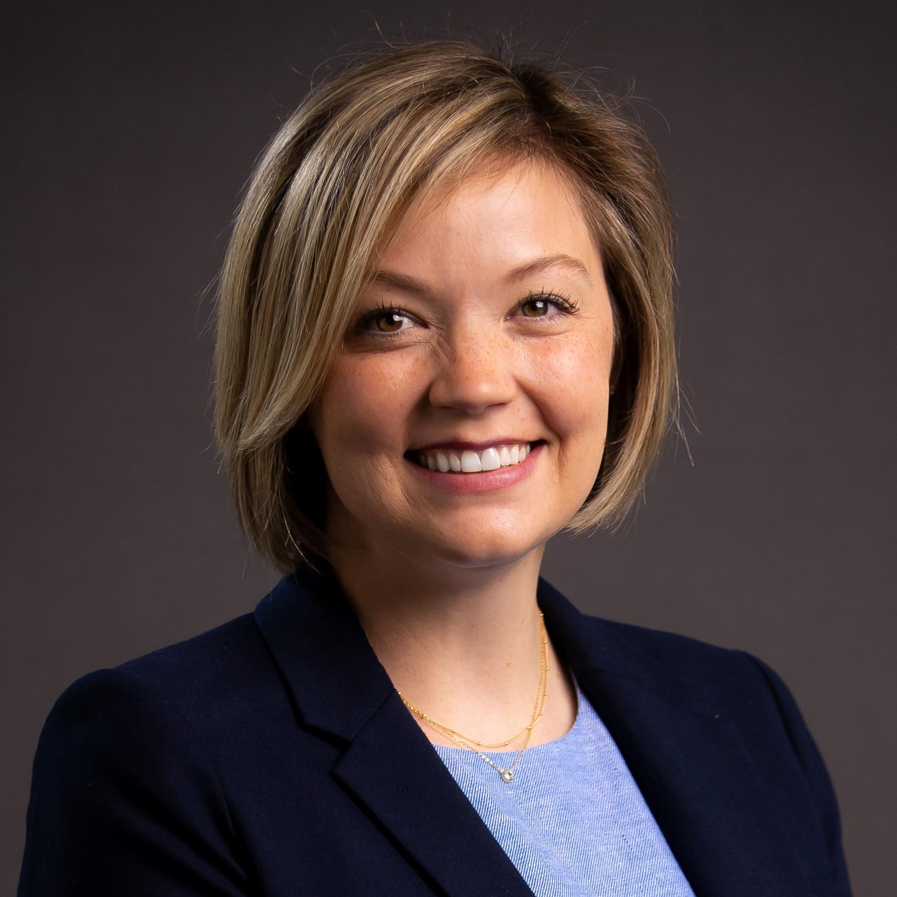 Executive Mary Lucas