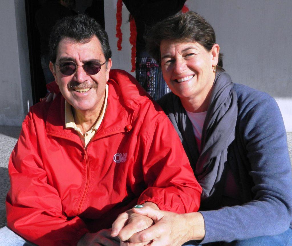 Kathleen and Allan Rubio